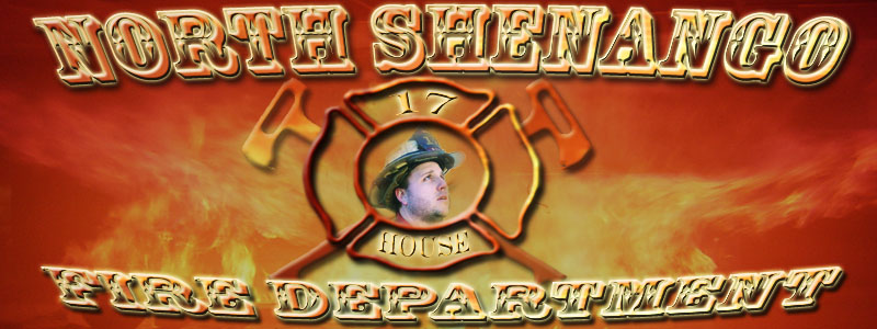 North Shenango Fire Department Logo